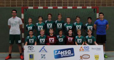 C-Jugend Derby vorverlegt