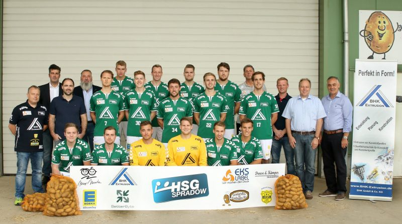Teamfoto HSG I