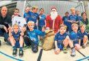 Tore und Geschenke für 100 Handball-Minis