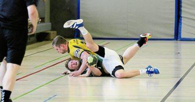 Handball-Knüller zum Auftakt: CVJM empfängt HSG Spradow