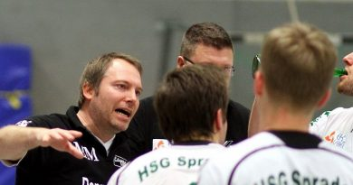 HSG reagiert auf Trainerposition im Abstiegskampf