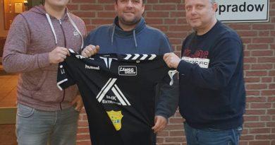 Hauke Hampel übernimmt die HSG Spradow