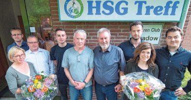 Kontinuität bei der HSG Spradow