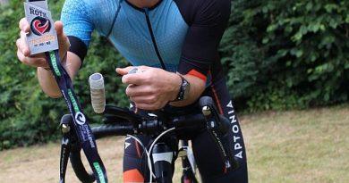HSG goes Triathlon: Ein Bünder absolviert den renommierten Triathlon in Roth
