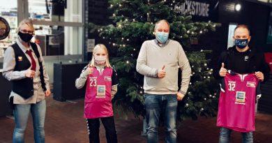 Edeka Sieveking sponsert wieder die HSG – Jugend